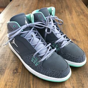 Nike Jordan's sneakers